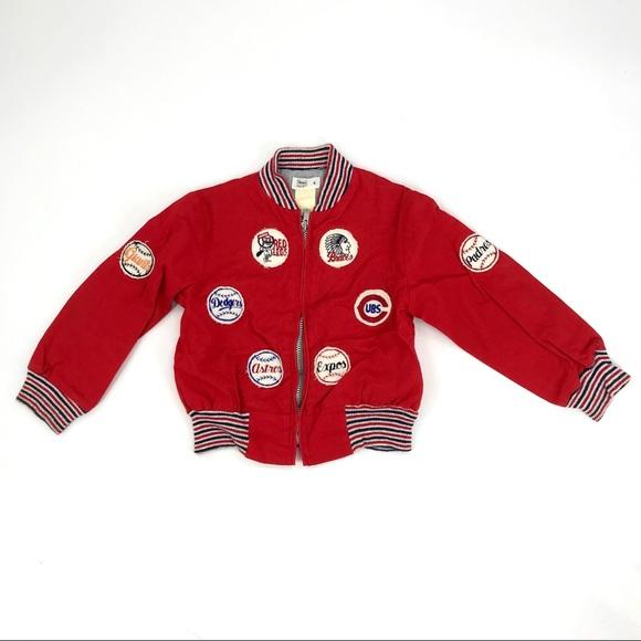 7c6814a56 Vintage Sears Roebuck Boys Baseball Patch Jacket. M_5c848d98aa877067e67498c5